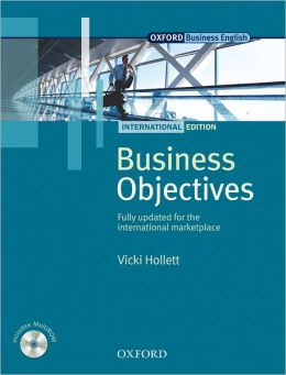 Business Objectives: Fully Updated for the International Marketplace [With CDROM]