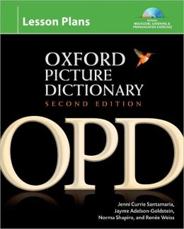 Oxford Picture Dictionary Lesson Plans with Audio CDs (3): Instructor planning resource (Book, CDs, CD-ROM) for multilevel listening and pronunciation exercises.