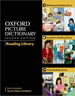 Oxford Picture Dictionary Reading Library Pack (9 books): All nine readers in one convenient pack