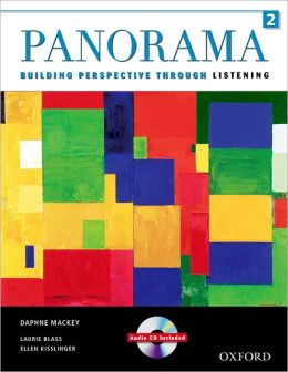 Panorama Listening 2 Student Book: Building Perspective Through Listening