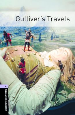 Oxford Bookworms Library: Gulliver's Travels: Level 4: 1400-Word Vocabulary