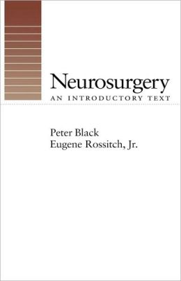 Neurosurgery; An Introductory Text