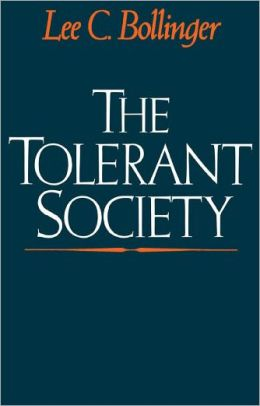 The Tolerant Society