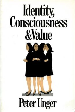 Identity, Consciousness and Value