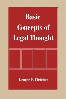Basic Concepts of Legal Thought