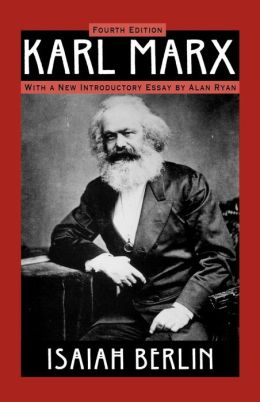 Karl Marx, His Life and Environment