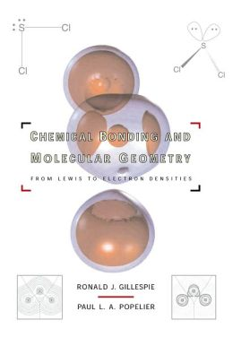 Chemical Bonding and Molecular Geometry: From Lewis to Electron Densities