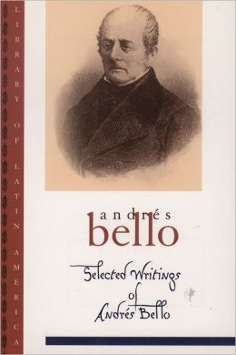 Selected Writings of Andri'As Bello