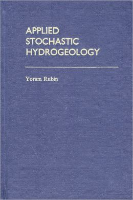 Applied Stochastic Hydrogeology