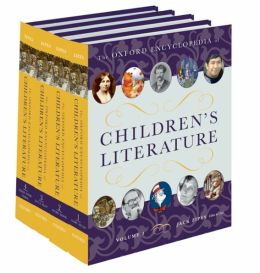 The Oxford Encyclopedia of Children's Literature: Four-Volume Set