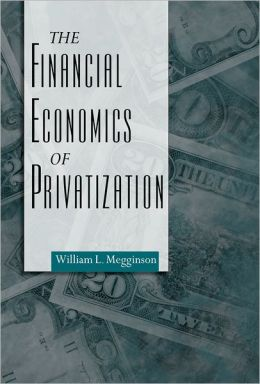 The Financial Economics of Privatization