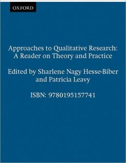 Approaches to Qualitative Research: A Reader on Theory and Practice