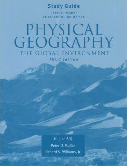 Physical Geography of Global Environment (Study Guide)
