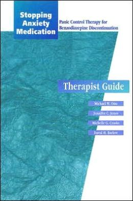 Stopping Anxiety Medication (SAM): Panic Control Therapy for Benzodiaepine Discontinuation Therapist Guide