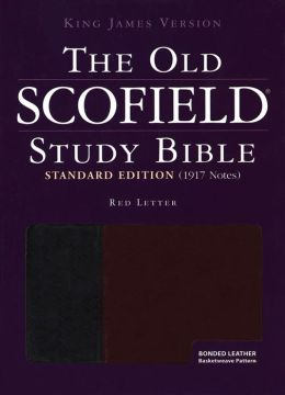 The Old Scofieldi'A Study Bible, KJV, Standard Edition