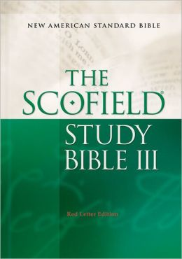The Scofieldi'A Study Bible III, NASB: New American Standard Bible