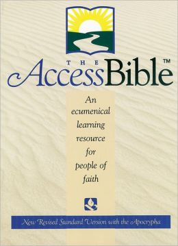The Access Biblei'A: New Revised Standard Version with Apocrypha
