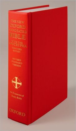 The New Oxford Annotated Bible with the Apocrypha, College Edition: Revised Standard Version (RSV)