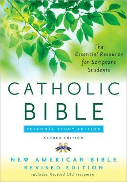 Catholic Bible, Personal Study Edition
