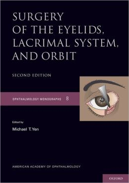 Surgery of the Eyelids, Lacrimal System, and Orbit