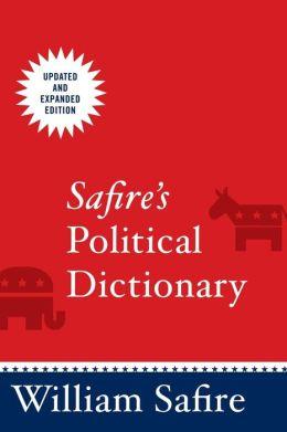 Safire's Political Dictionary