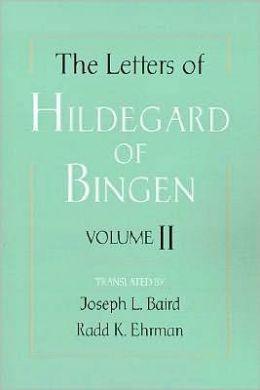 The Letters of Hildegard of Bingen