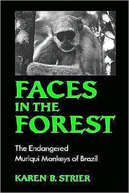 Faces in the Forest: The Endangered Muriqui Monkeys of Brazil