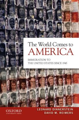 The World Comes to America: Immigration to the United States since 1945