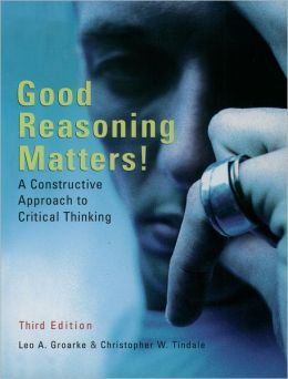 Good Reasoning Matters: A Constructive Approach to Critical Thinking