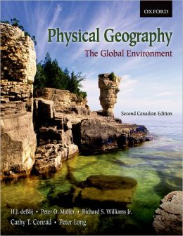 Physical Geography - With DVD (Canadian)
