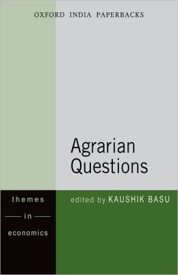Agrarian Questions