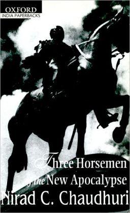 Three Horsemen of the New Apocalypse