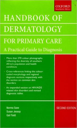 Handbook of Dermatology for Primary Care: A Practical Guide to Diagnosis