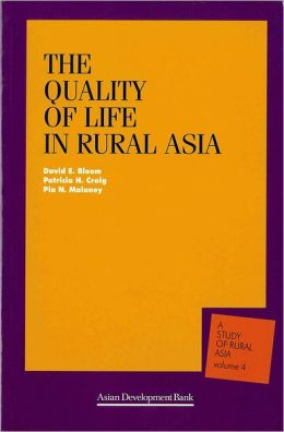 The Quality of Life in Rural Asia