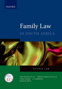 The Law of Family in South Africa