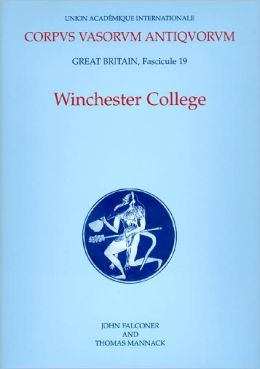 Great Britain - Winchester College
