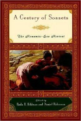 A Century of Sonnets: The Romantic-era Revival 1750-1850