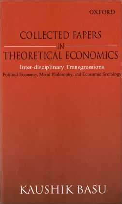 Collected Papers in Theoretical Economics: Inter