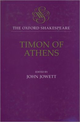 Timon of Athens (Oxford Shakespeare Series)