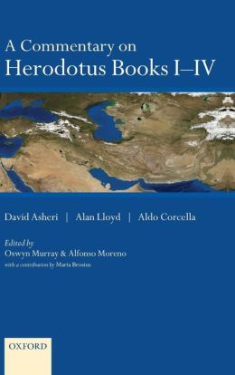 Commentary on Herodotus Books I-IV