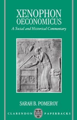Oeconomicus: A Social and Historical Commentary