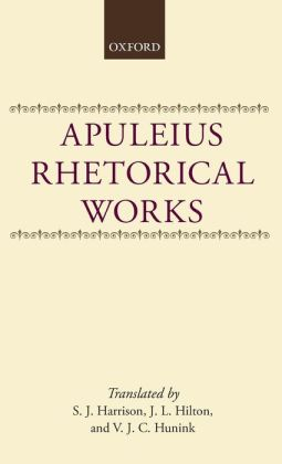 Apuleius: Rhetorical Works