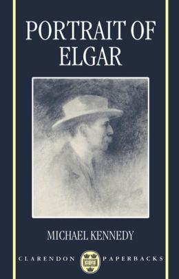 Portrait of Elgar