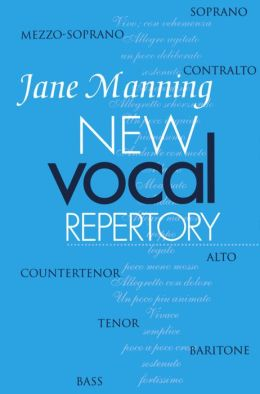 New Vocal Repertory: An Introduction