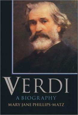 Verdi: A Biography