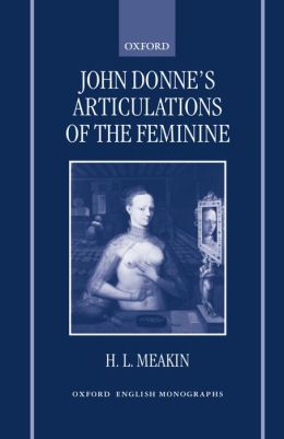 John Donne's Articulations of the Feminine