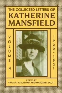 The Collected Letters of Katherine Mansfield, 1920-1921