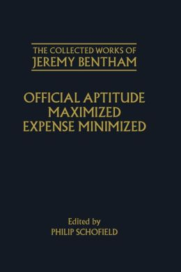 Official Aptitude Maximized: Expense Minimized