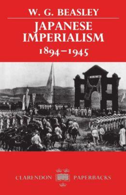 Japanese Imperialism, 1894-1945