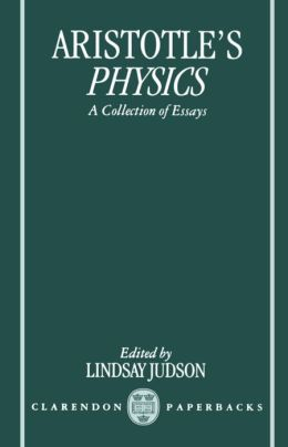 Aristotle's Physics: A Collection of Essays